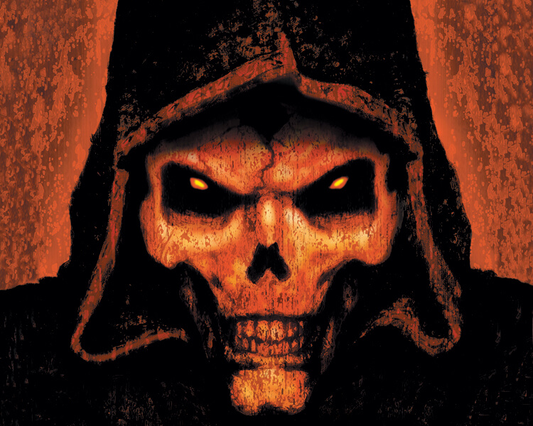 Diablo 2 Cover Art
