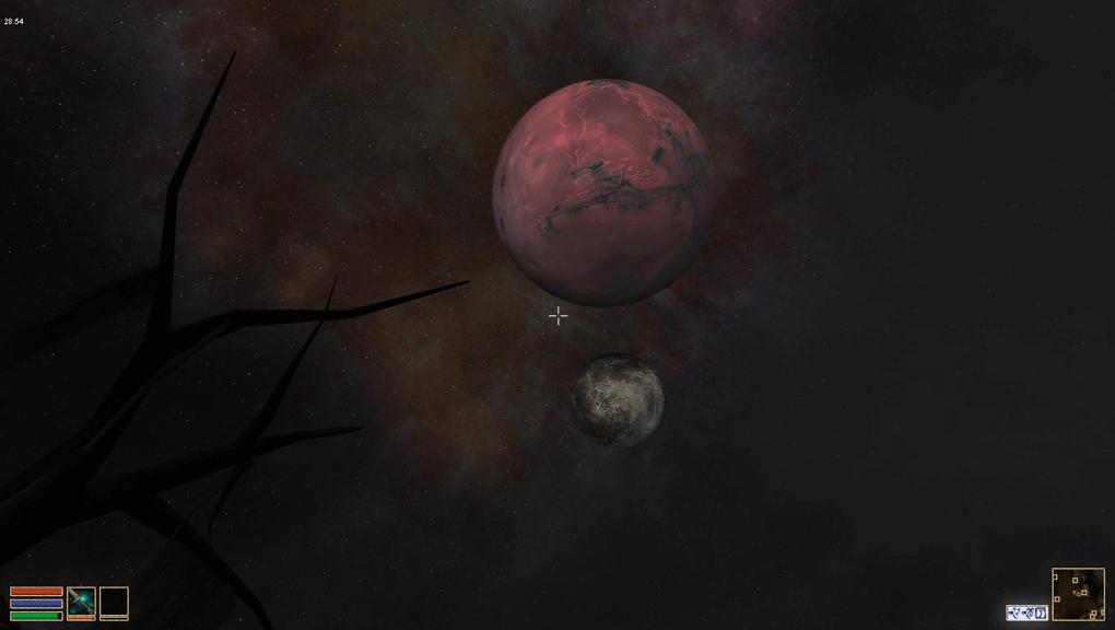 Morrowind-Overhaul-Sky