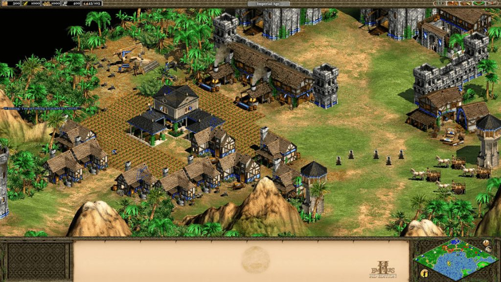 Age of Empires II Screenshot