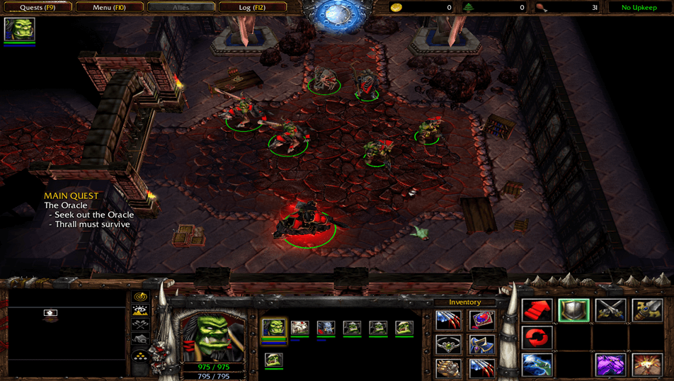 Warcraft3 Orc Screenshot