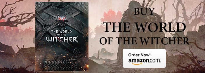 World of Witcher Purchase banner