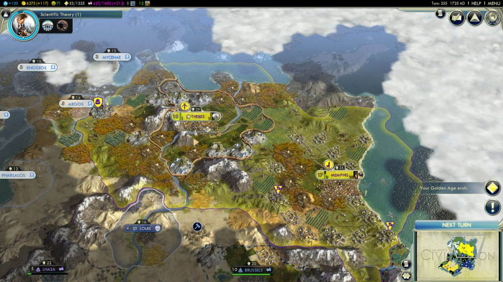 Civilization V Screenshot