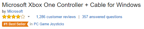 Xbox One Controller Amazon Reviews