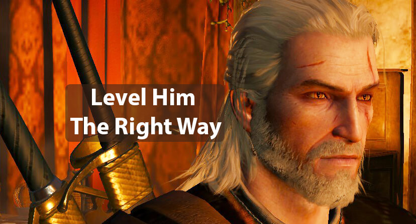 Witcher 3 - Leveling Guide Banner