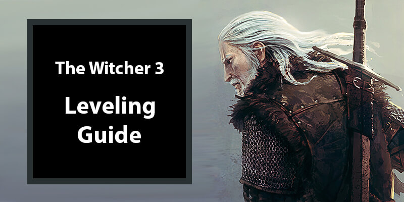 Witcher 3 Leveling Guide Banner