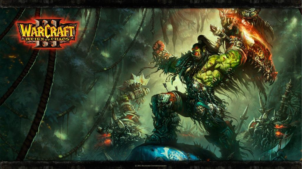 Warcraft 3 Reign of Choas Wallpaper
