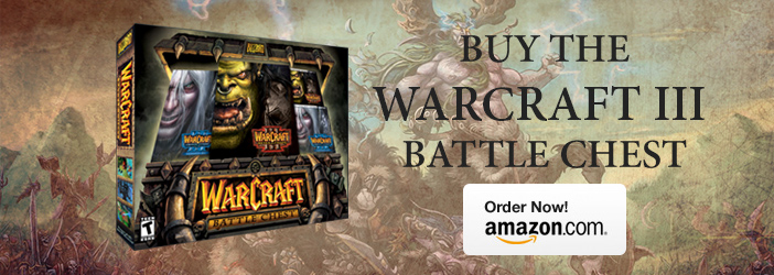 Warcraft3 Battlechest Purchase Banner