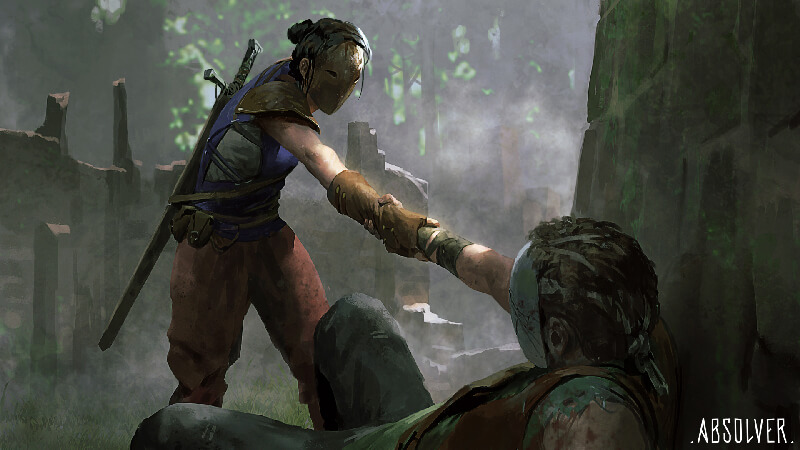 absolver-friendship-concept-art
