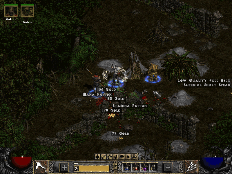 diablo 2 coins screenshot