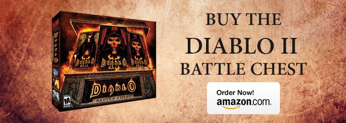 Diablo2 Battlechest Purchase Banner