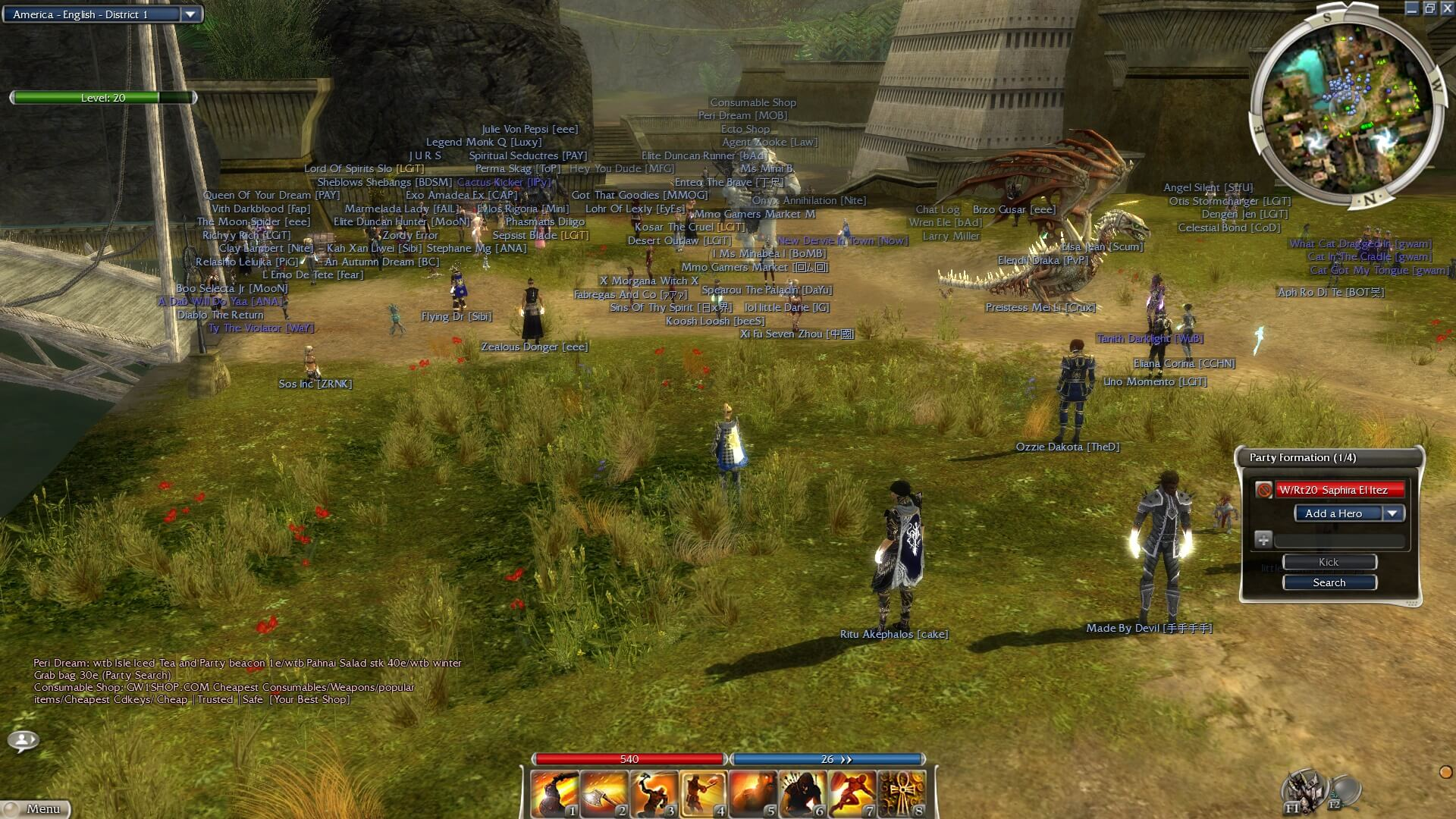 Best MMORPG - Why Guildwars 1 Is Still Worth Playing