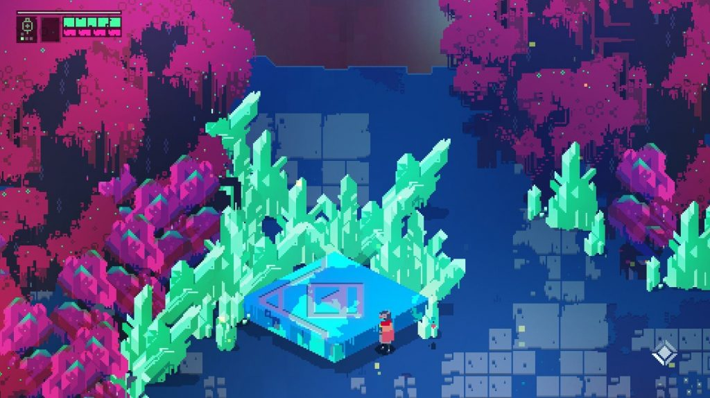 Hyper Light Drifter Screenshot