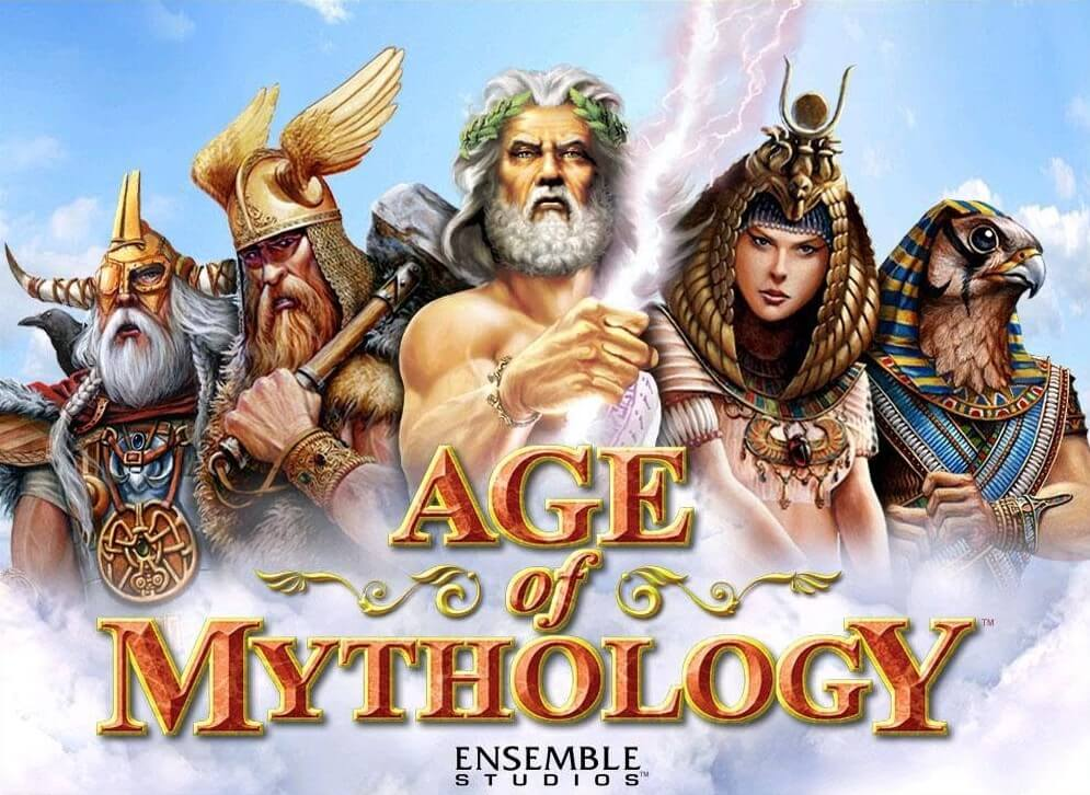 Age of Mythology Cover Art