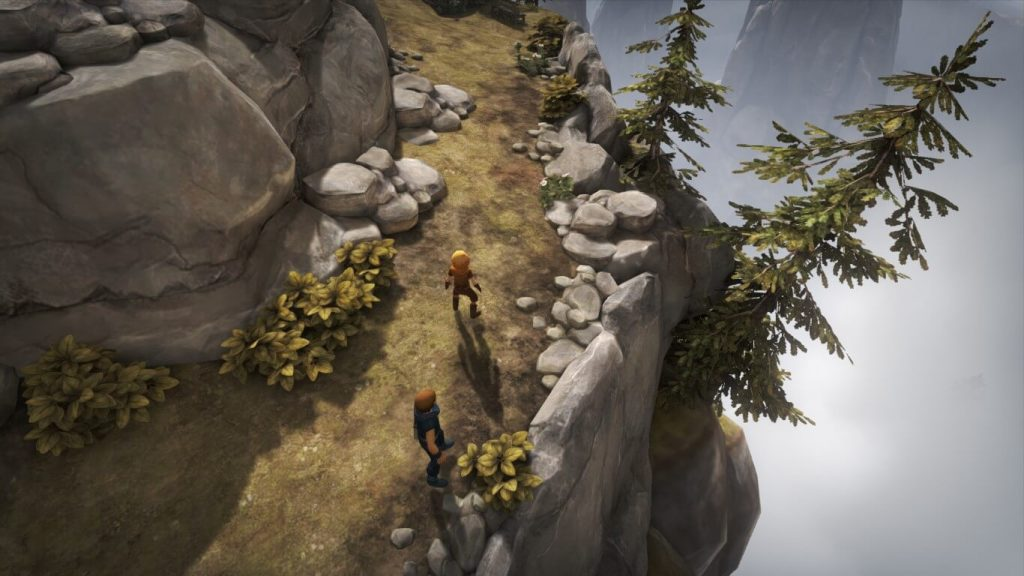 Brothers Tale Of Two-Sons Screenshot