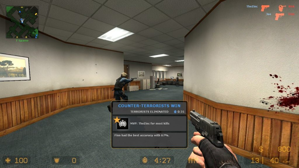 Counter Strike Source Screenshot
