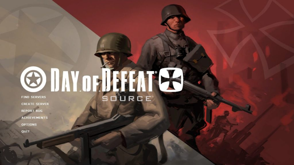 Day of Defeat Source Screenshot