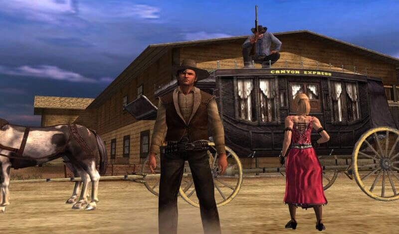 Gun Promo Screenshot