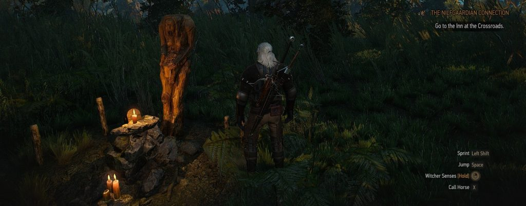 Witcher 3 - The Alchemist Banner