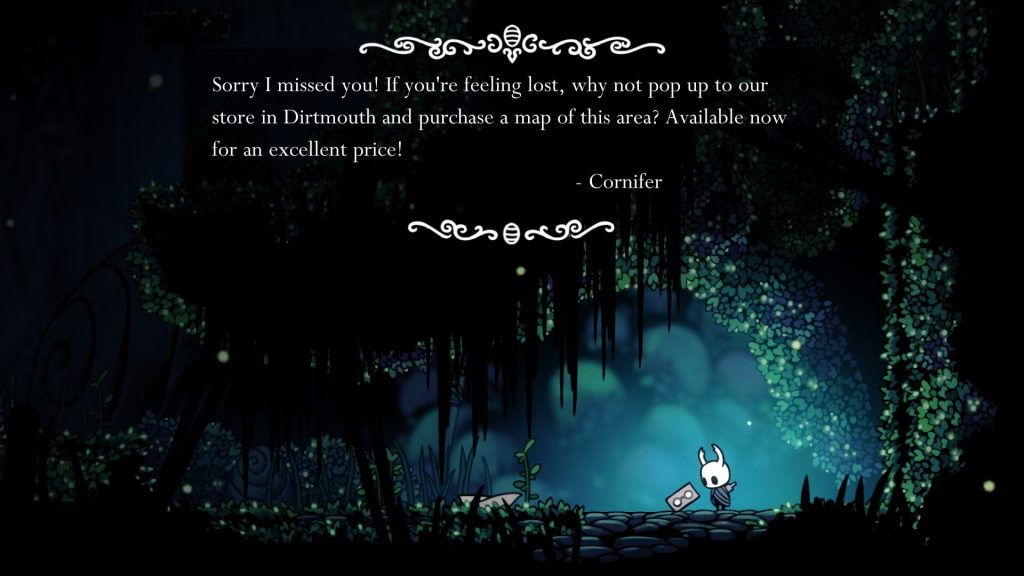 HollowKnight - Looking for Map