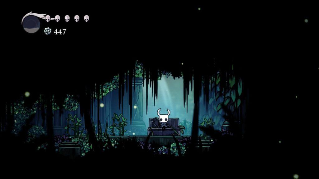 HollowKnight - Resting