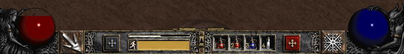Diablo 2 Leveling Banner