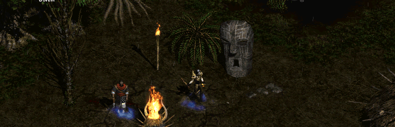 Diablo 2 Mercenary Banner