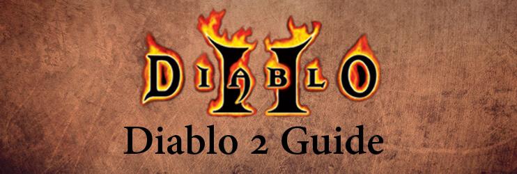 Diablo 2 Guide - Banner