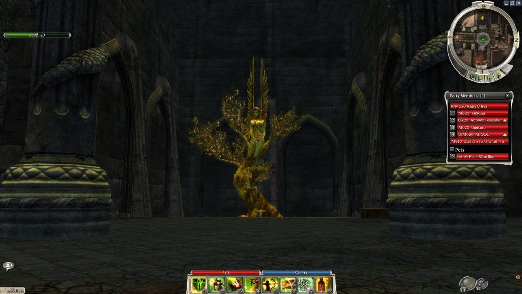 Guildwars1 Ranger Screenshot