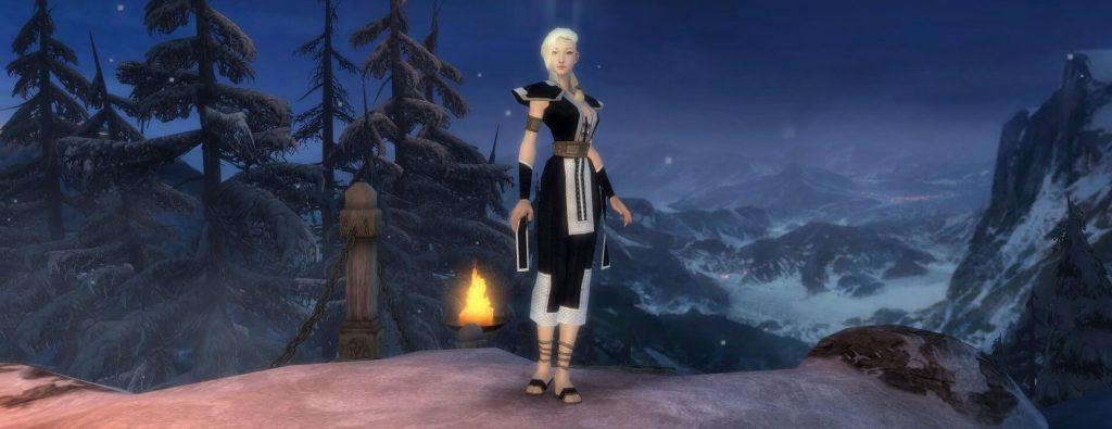 Guildwars1 Monk Screenshot
