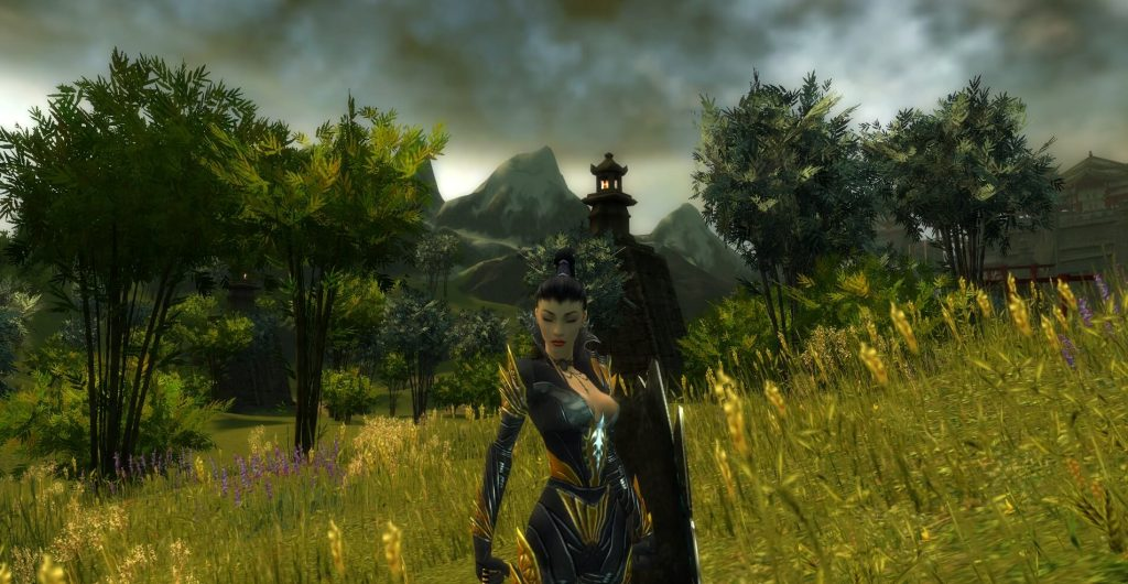 Guildwars1 Scenic Character
