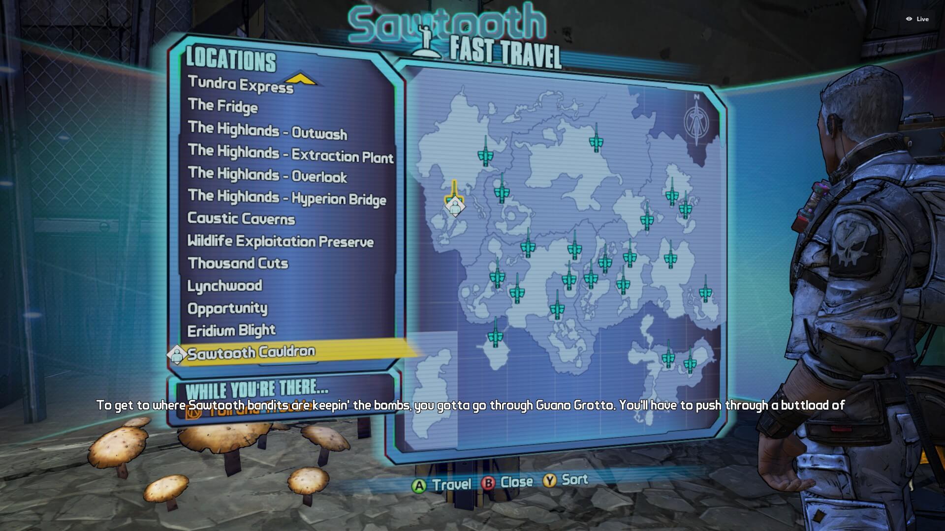 Borderlands 2 - Pandora Survival Guide | Beginner Tips