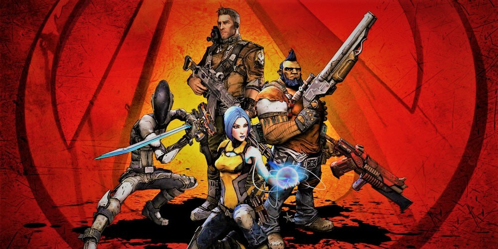 Borderlands 2 - Classes