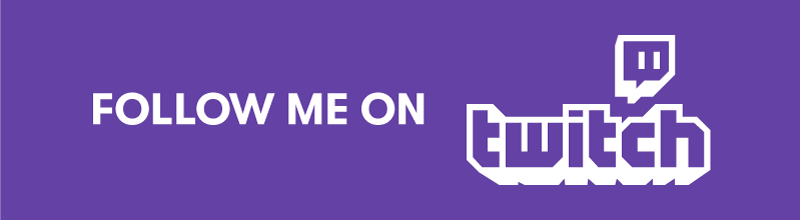 Twitch Follow Banner