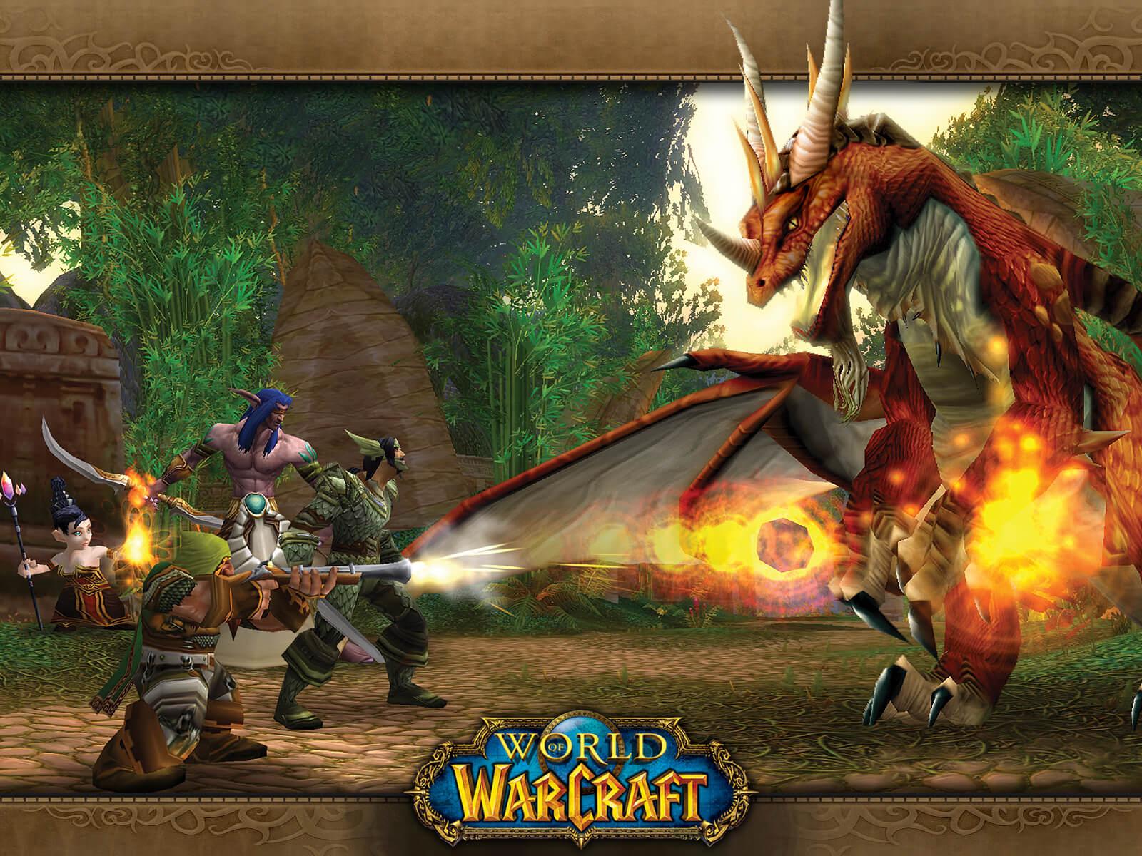 World of Warcraft Classic - Original Art