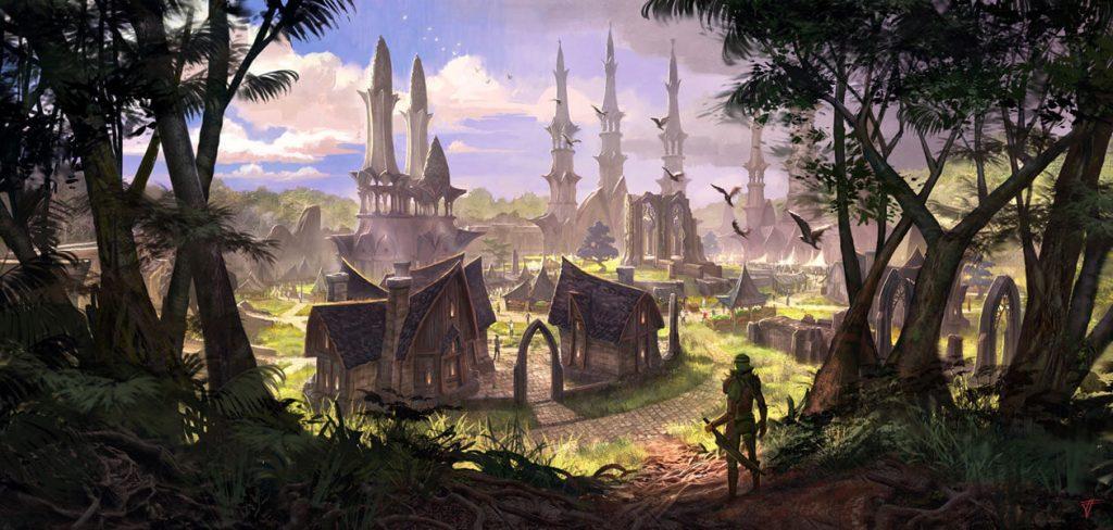 ESO MMORPG Banner