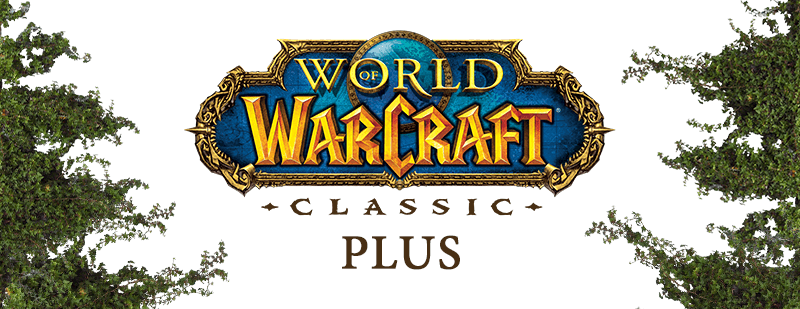 WOW Classic Plus Banner