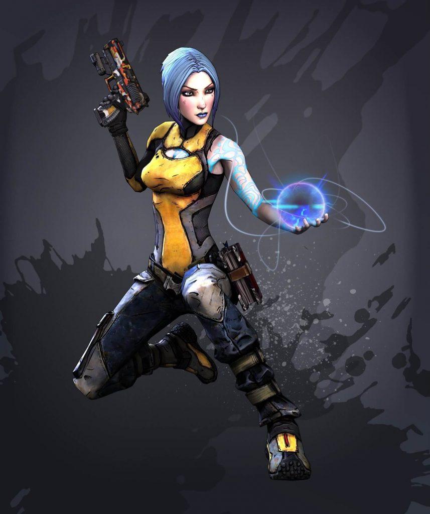 Maya (Siren) Heroshot