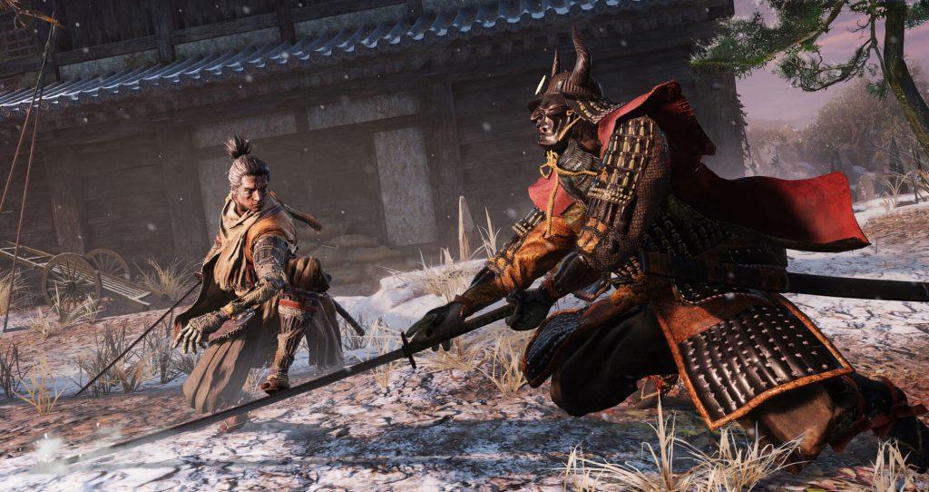 Sekiro Guide - Combat Scene