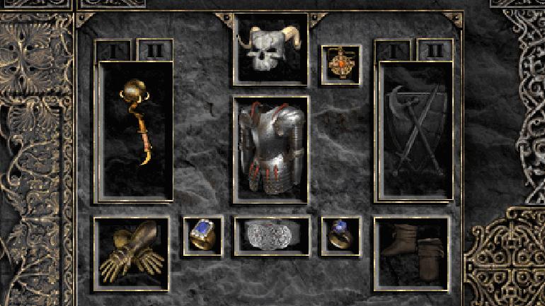 Diablo 2 Mid Level Gear